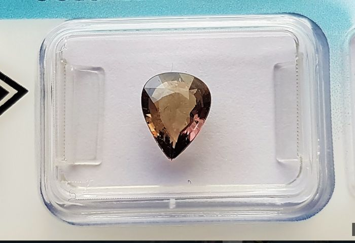 Color Change Sapphire - 1.56 ct Untreated