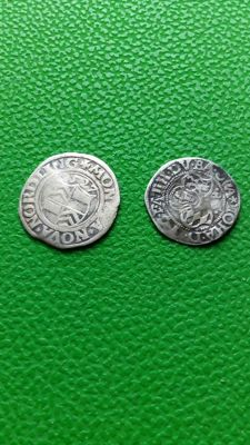 Germany – 2 silver coins