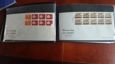 The Netherlands 1964/1993 - Collection of FDCs with stamp booklets