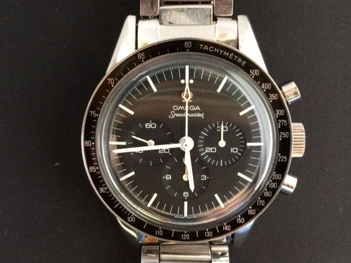 Omega Speedmaster -mens watch-1966