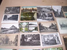Lot with 150x cards from The Netherlands, 60x of which are from Apeldoorn