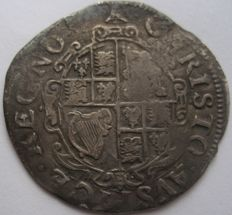 United Kingdom - Shilling Charles I 1625-1649 (Group D fourth bust) Tower mint - silver