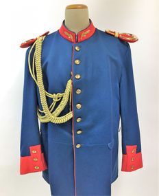 German Uniform coat for lackey or Hussar - 20th century