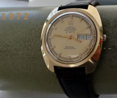 Omega - Chronometre F300 - Geneve '72 - Day-Date  - 男士 - 1970-1979