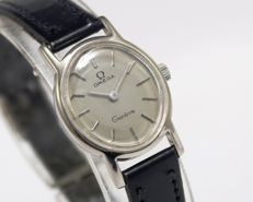 Omega Geneve Vintage Ladies Wrist Watch - Reference 511.0411 - Year 1970s
