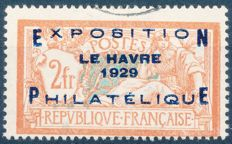 France 1929 - Expo Le Havre - Yvert 257A
