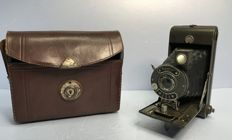 Ensign Greyhound folding camera / UK
