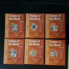 Accessories - Stanley Gibbons world catalogue edition 2012