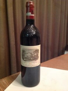 2002 Chateau Lafite Rothschild Paulliac - 1 bottle (75cl)