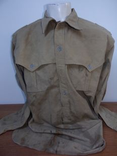 exceptional German ss tropical shirt