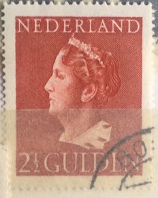 The Netherlands 1941/1977 - Stock in two stock books