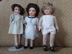 3 Dolls, Belgium, Germany