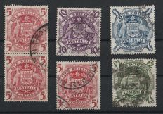 Australia 1913/2000 - extensive collection from Michel 4 to 2029