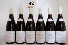 2012 Beaune Premier Cru Les Greves - Daniel Largeot  x 6 Bottles.