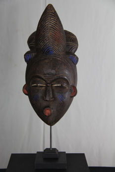 Tribal mask - YOURUBA - Nigeria