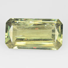 Colour-changing Diaspora: from Green to Yellow to Pink - 6.57 ct