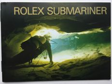 Rolex Submariner-Seadweller booklet