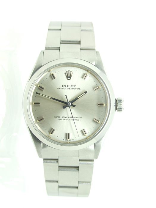 Rolex - Oyster Perpetual - 1002 - Unisex - 1960-1969