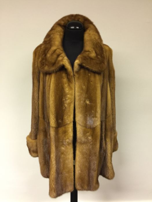Wonderful mink jacket, mint condition