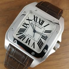 Cartier Santos Automatic 100 XL - Men´s Watch