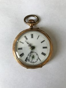 Pocket watch - 1953 - men´s