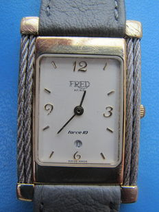 FRED (Force 10) Paris, Mixed wristwatch (2001)
