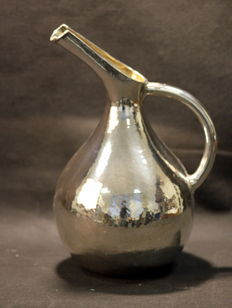 Lalaounis - Vintage large solid silver water jug