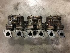 Set Weber IDF 40 carburettors for BMW