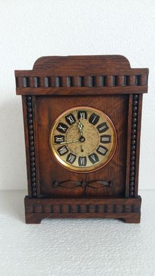 Pater table clock - Made in Germany - Approx 1920.