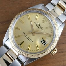Rolex Oyster Perpetual Date Ref. 1505 - Men´s watch - 1980