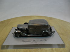 Scale model Mercedes Benz 260 D  scale 1:43 - Danhausen Limited Edition
