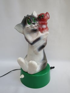 Tom and Jerry-lamp
