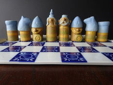 Danish chess set