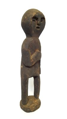 Ritual ancestral sculpture - Timor - Indonesia