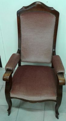 Antique lounge chair - 20th century