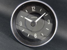Vintage Kienzle Auto Car Clock Timepiece For Dashboard Fitting Classic Car 12 Volts