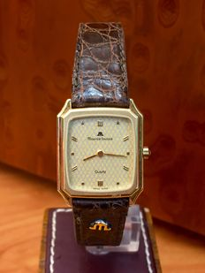 Maurice Lacroix – Classic ladies' watch – 18 kt gold - 2005