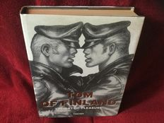 Monografie; Burkhard Riemschneider - Tom of Finland : The Art of Pleasure - 1998