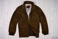Abercrombi & Fitch - Leather Jacket