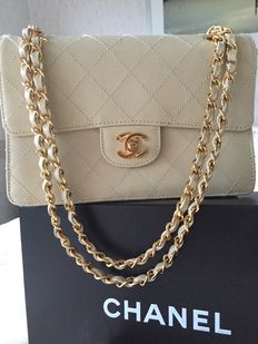 Chanel - Timeless Classic Single Flap Bag.
