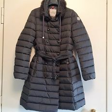 Moncler Coat with quilted padding