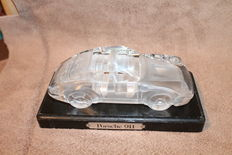 Porsche 011 model model - Magic Crystal Nachtmann lead crystal