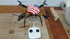 X650F quadcopter