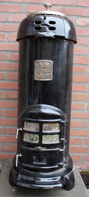 ETNA SUN 5330 - Beautiful Enamelled Cast Iron Heater  - In Good, Working Condition