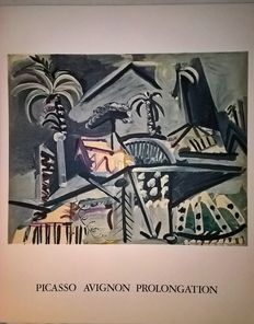 Henri Deschamps - Picasso Avignon Prolongation