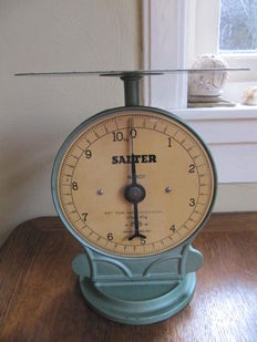 Salter package scale K1640