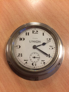 Union 8 tage clock (made in Switzerland)
