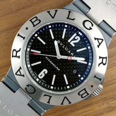 Bulgari Diagono 44 Titanium Automatic Men´s Watch
