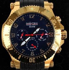 NNL Nautec No Limite Street King – Men's wristwatch – New model, 2017