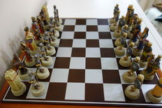 Chess - Romans and Carthaginians